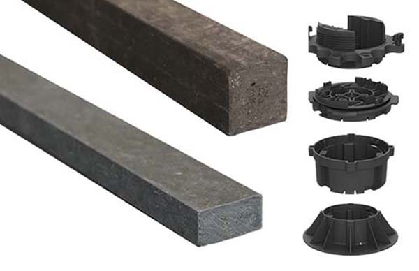 Composite Decking Subframes & DuoLift