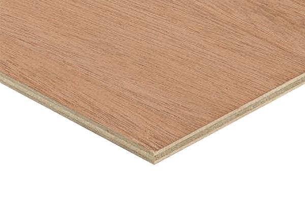 Hardwood Faced Multi Purpose Plywood
