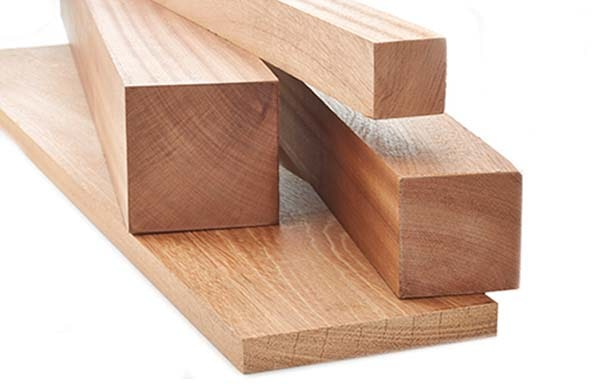 Planed Hardwood