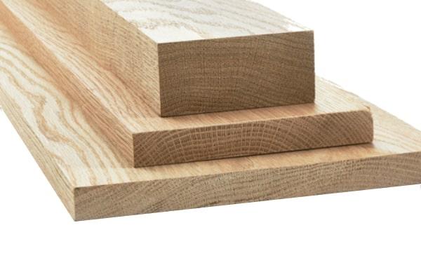 Planed Oak Hardwood