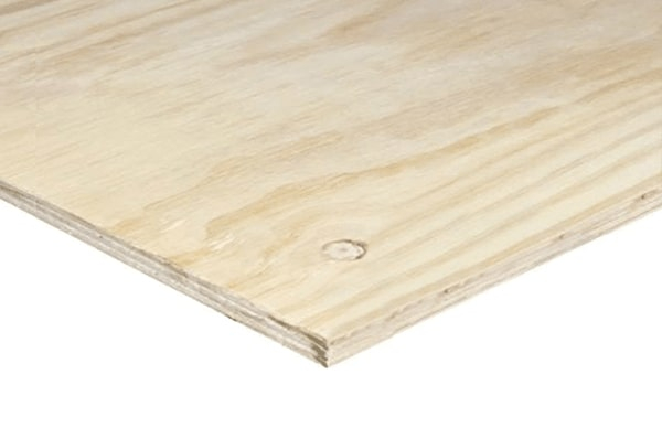 Softwood Structural Plywood
