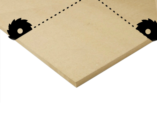 MDF cut to size