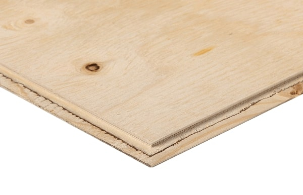 Tongue & Groove Plywood